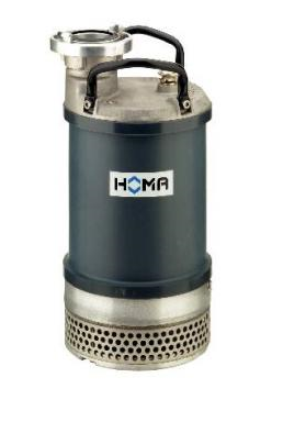 Homa Feuerwehr-Tauchmotorpumpe FW-TP 4/1