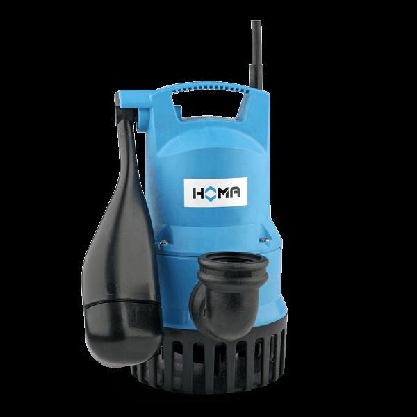 Homa Klar- und Schmutzwasser-Tauchmotorpumpe C140 WA / BULLY