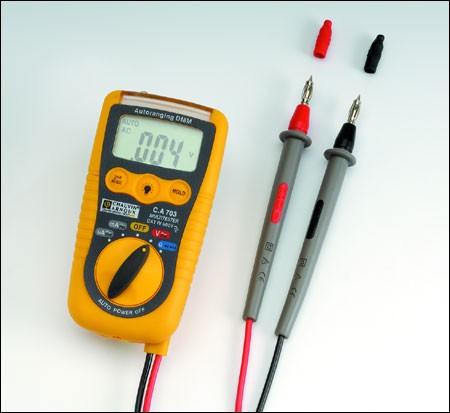 Multimeter C.A 703