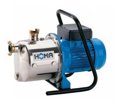 Homa Serie GPE - Selbstansaugende Universalpumpe mit Elektromotor