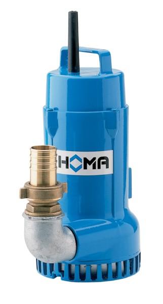 Homas Schmutzwasser-Tauchmotorpumpe H G.MAIE