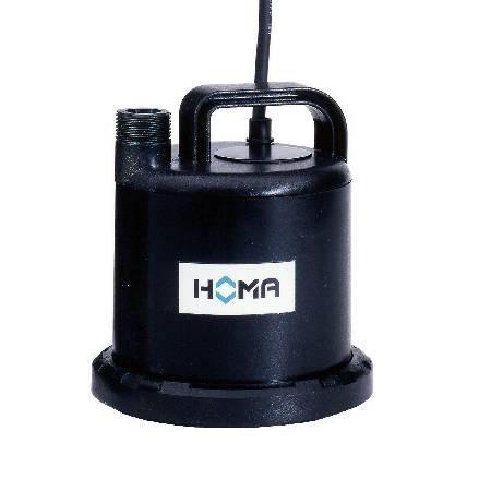 Homa Klar- und Schmutzwasser-Tauchmotorpumpe C80 W