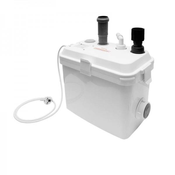 Zehnder Schmutzwasser-Hebeanlage SWH170 Überflutbox G.MAIER