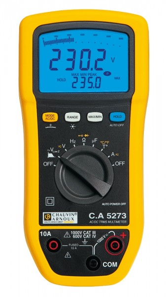 Multimeter C.A 5273