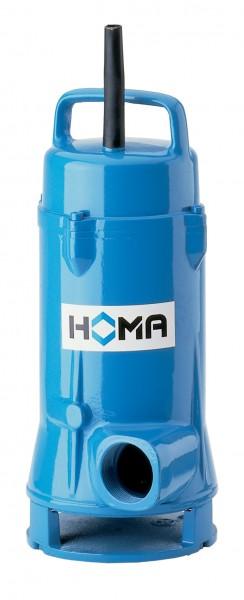Homa Schmutzwasser-Tauchmotorpumpe TP G.MAIER
