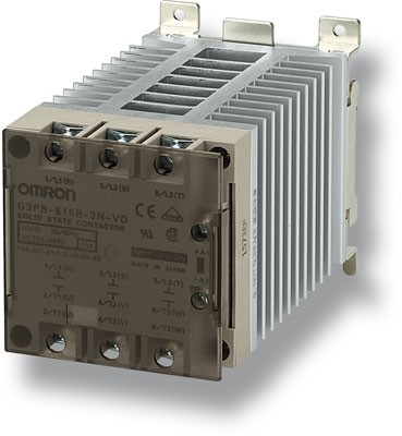 Solid-State-Relais G3PE-525B-3N-VD 12-24 DC