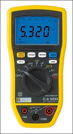 Multimeter C.A 5233