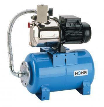 Homa Hauswasserautomat HWE 76E