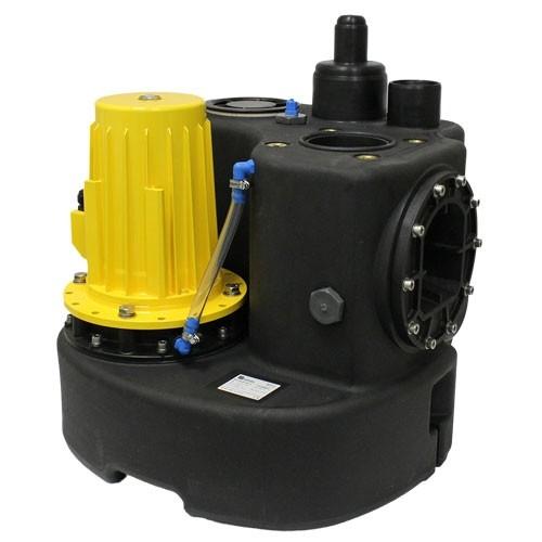 Zehnder Abwasser-Hebeanlage Kompaktboy 1,1W