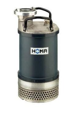 Homa Feuerwehr-Tauchpumpe FW-TP4/1 G.MAIER